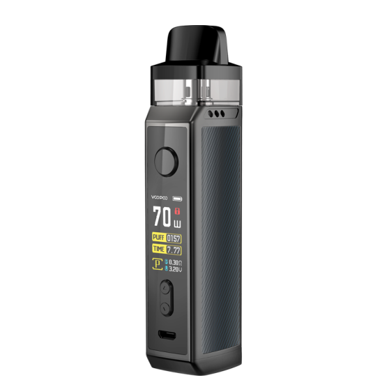 Voopoo Vinci X Space Grey Cheap Kits Leicester